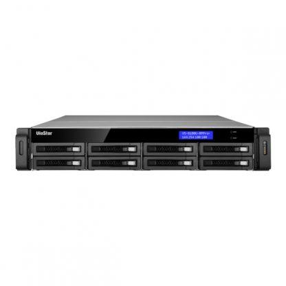 Система видеонаблюдения IP QNAP VS-8124U-RP Pro+
