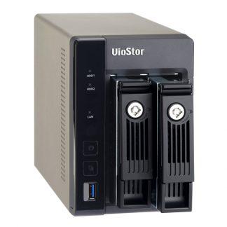 Сервер IP-видеонаблюдения QNAP VS-2204 Pro+